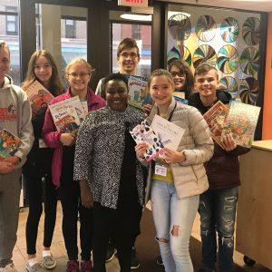 YWCA Volunteers